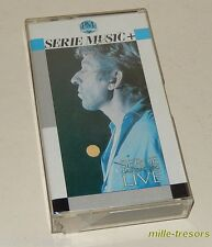 Cassette VIDEO : Serge GAINSBOURG LIVE au CASINO de PARIS 1986 - HI-FI Stereo