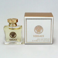 VERSACE Miniature Eau de Parfum 5 ml Mini perfume Miniature New in Box