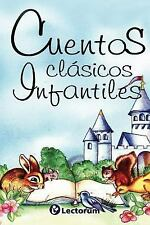 Cuentos Clasicos Infantiles by Antologia (2014, Paperback)