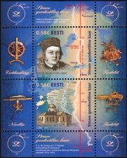 Estonia 2011 Struve/Maps/Survey/Science/Geography/UNESCO/Heritage 2v m/s ee1000
