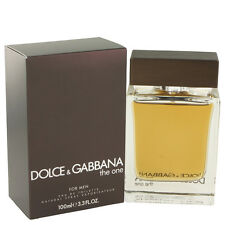 The One By Dolce & Gabbana 3.4oz/100ml Edt Spray For Men New In Box