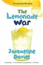 The Lemonade War (The Lemonade War Series), Jacqueline Davies, Good Book