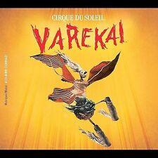 Cirque du Soleil: Varekai by Cirque du Soleil (CD, Jan-2003, RCA)