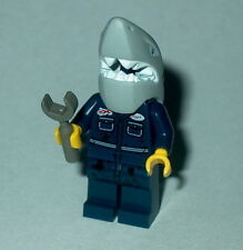 SPONGEBOB #17 Lego Bikini Bottom Mechanic Custom Shark NEW Genuine Legos