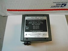 0-18VDC LAMBDA LCS2-02 REGULATED  POWER SUPPLY  WITH MANUAL NEW OLD STOCK