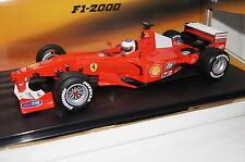 Formel 1 2000 Ferrari F2000 R.Barrichello #41:18 Hot Wheels neu & OVP 26738