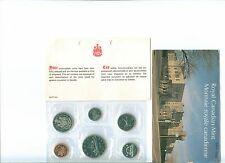 1975 CANADA Proof Like Set  Uncirculated with COA and envelope as issued PL