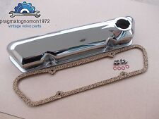 VOLVO AMAZON 122 121 1800 544 140 VALVE COVER CHROME NEW!!!