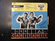 les carijanes n° 4 - jean pierre Canel- Charly Glappey - teppaz 4540