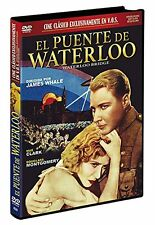 WATERLOO BRIDGE (1931) **Dvd R2** Mae Clarke, Douglass Montgomery, Bette Davis
