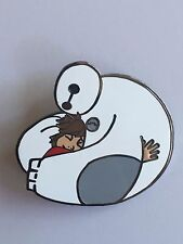Big Hero 6 Baymax Hiro Hamada Hug Disney Fantasy Pin LE 100