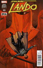 STAR WARS Lando (2015) #3 New Bagged
