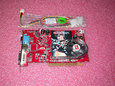 ATI X1300 Pro 256MB DDR2 AGP DVI/VGA Video Card w/TV-Out BRAND NEW