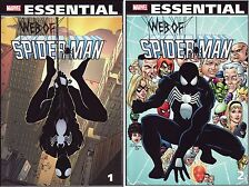 ESSENTIAL WEB OF SPIDER-MAN TPB VOL 1 & 2 (#1-32, Annual #1-3 + MORE) *NM*