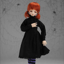 Dollmore 1/4 BJD doll clothes MSD SIZE - Sarangkot Dress (Black)