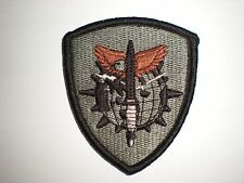 US ARMY SPECIAL OPERATIONS COMMAND PACIFIC PATCH (PROPOSED DESIGN) - ACU
