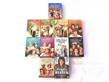 Little House on the Prairie SEASONS 1-9 + Collector Edition & Hwy To Heaven DVD!