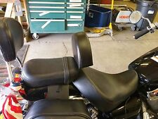Honda Shadow Aero 750 2004-2009 Motorcycle Driver Backrest Quick Release