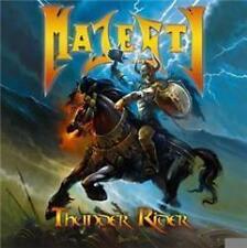 Majesty - Thunder Rider (Limited Edition CD + DVD inkl. Bonustrack)