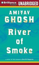 River of Smoke  Ibis Trilogy  2011 by Ghosh, Amitav 1423373812 Ex-library