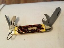 UNCLE HENRY TRADITIONAL SCOUT POCKET KNIFE 23UH