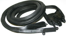 1969-1970 Ford Mustang & Cougar Door Weatherstrip or Seals Daniel Carpenter USA