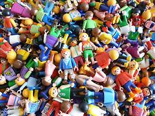 Playmobil lot de 20 enfant 50 mm GARCON FILLE GARDERIE ECOLE JEUX