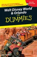 Walt Disney World & Orlando For Dummies 2008 (Dummies Travel)