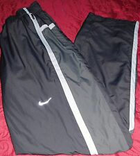 "New ""NIKE"" Sz S Track Tennis Running Soccer Light Weight Lined Warm-up Pants"