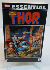 The Essential Mighty Thor Volume 5 Marvel TPB Trade Paperback Brand New 196 197