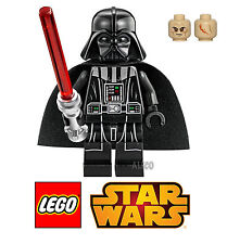 LEGO STAR WARS Darth Vader Minifigure / Minifigure Set 75055. Cape & Spada laser