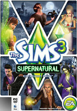 The Sims 3: Supernatural - PC MAC - expansion pack - fast free post