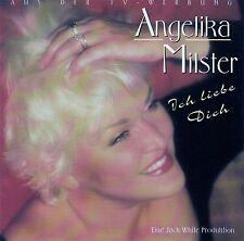 ANGELIKA MILSTER : ICH LIEBE DICH / CD - TOP-ZUSTAND