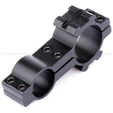 Figure of 8 Torch / Laser Mount 25mm x 25mm Rifle Scope Flashlight Bracket Ring