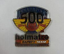 2011 Indianapolis 500 Holmatro Safety Team Lapel Pin