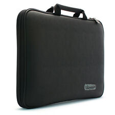 """ASUS 10.1"""" Transformer Book H100 Laptop Case Sleeve Bag M-Foam Synthetic Leather"""