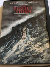 The Perfect Storm DVD( 2000) George Clooney - Mark Wahlberg