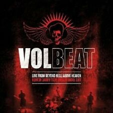 "VOLBEAT ""LIVE FROM BEYOND HELL/ABOVE HEAVEN""  CD NEU"