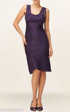 NEW HARRIET DRESS from PHASE EIGHT in plum 10 wiggle day evening