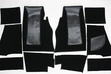 JAGUAR XKE E-TYPE SERIES 1, 1962-68 ROADSTER, COUPE CARPET SET NEW