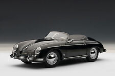 Porsche 356A Speedster European Version, Black 1:18TH Scale AutoArt 77863