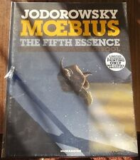 JODOROWSKY MOEBIUS FIFTH ESSENCE #2 HUMANOIDS LIMITED AND NUMBERED PRINTING