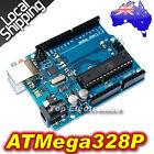 2015 ATMega328P+ATMega16U2 Development Board for Arduino UNO R3 Compatible AU
