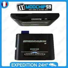 Everdrive Sega Megadrive Flash Cart Cartouche Linker Mega Drive + Carte SD 8 Go