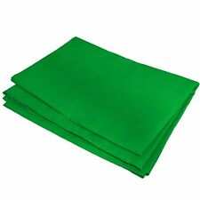 10 x 20 Ft Photo Studio Green Muslin Backdrop Photography 100% Cotton Background
