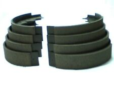 All 8 Brake Shoes Olds 1948 1949 1950 1951 1952 1953 1954 1955 1956 1957 1958