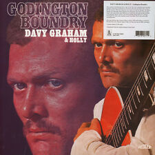 Davy Graham & Holly - Godington Boundary (Vinyl LP - 1970 - US - Original)