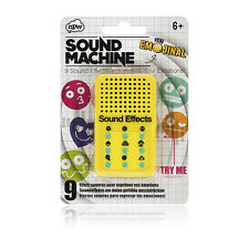 NPW Get Emojinal Sound Effects Machine - Toy Sound Machine