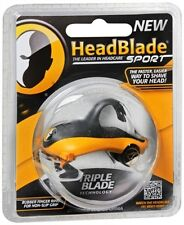Headblade Sport Head Razor, Ultimate Head Shave, Sensor Adaptor Included