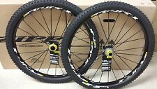 Mavic crossmax XL disc mountain bike bicycle wheel wheelset 650B with tires new